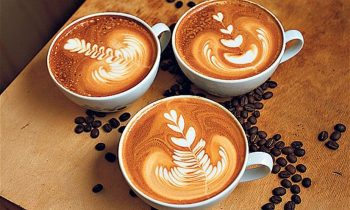 Kan man drikke en god kop cafe latte uden mælk og hvordan gør man?