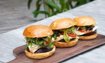 Hvor i byen får man den bedste vegetariske/veganske burger?