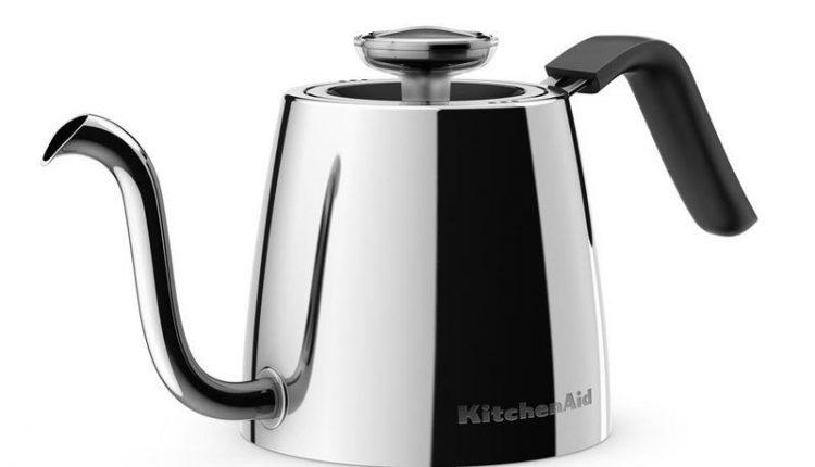 KitchenAid - Precision Gooseneck Stovetop Kettle