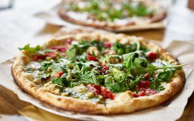Pizzadej og pizzasauce (Hjemmelavet Pizza)