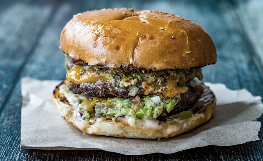 Black Bean Burger - Vegetarisk Burger Opskrift