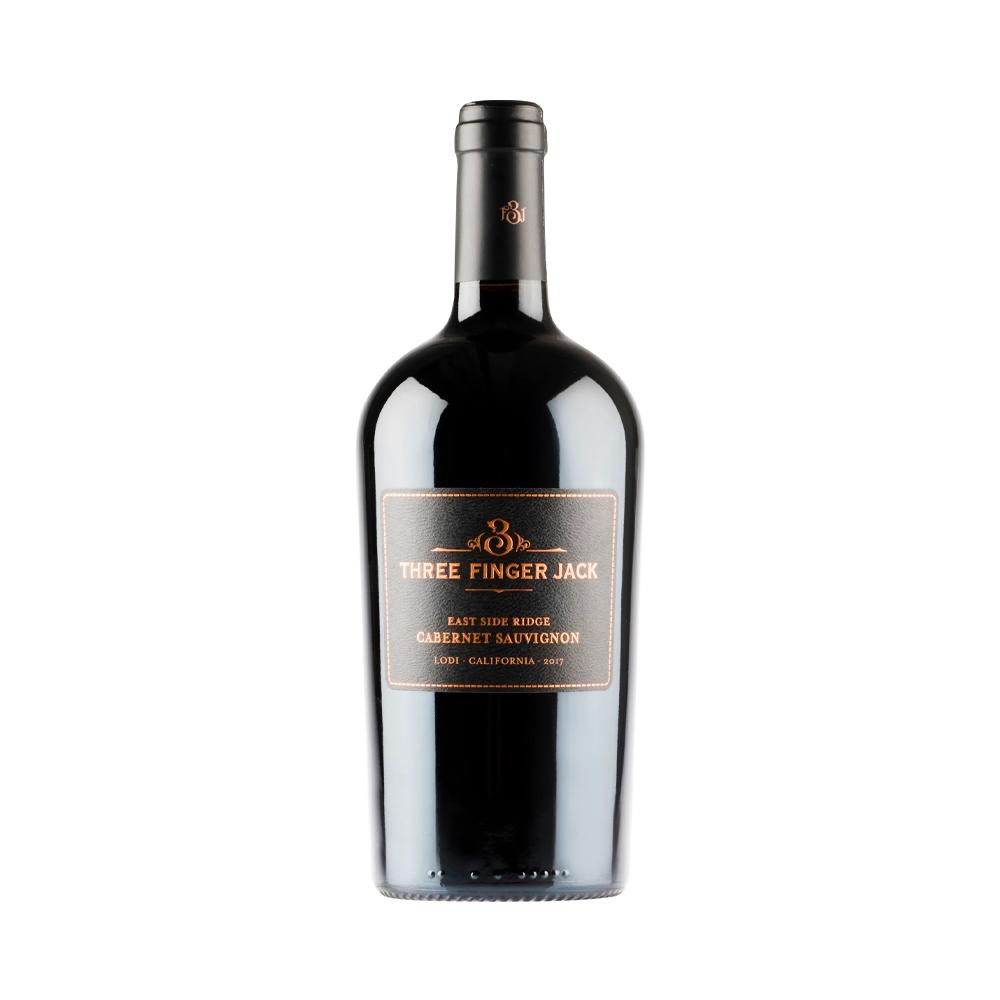 Delicato Three Finger Jack Cabernet Sauvignon 2017